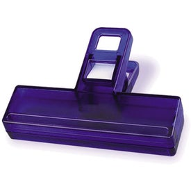 """Toughie Magnetic 3"""" Bag Clip for Your Church"""