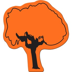 Tree Flexible Magnet with Your Slogan