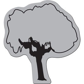 Tree Flexible Magnet Printed with Your Logo