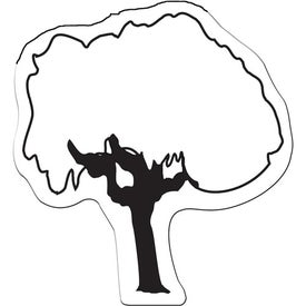 Promotional Tree Flexible Magnet