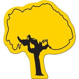 Advertising Tree Flexible Magnet