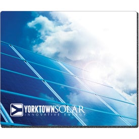 """BIC Antimicrobial Mouse Pad (7-1/2"""" X 8-1/2"""" X 1/8"""")"""