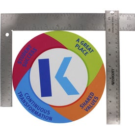 Round Fabric Mouse Pad for Advertising