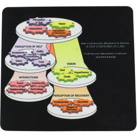 Branded Custom Mouse Pads