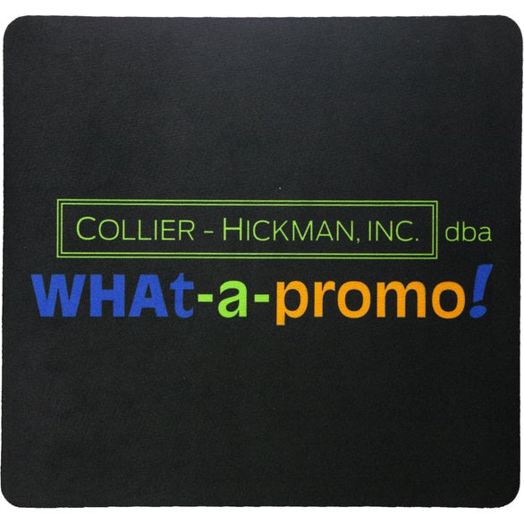 Full Color Imprint Custom Rubber Mouse Pad