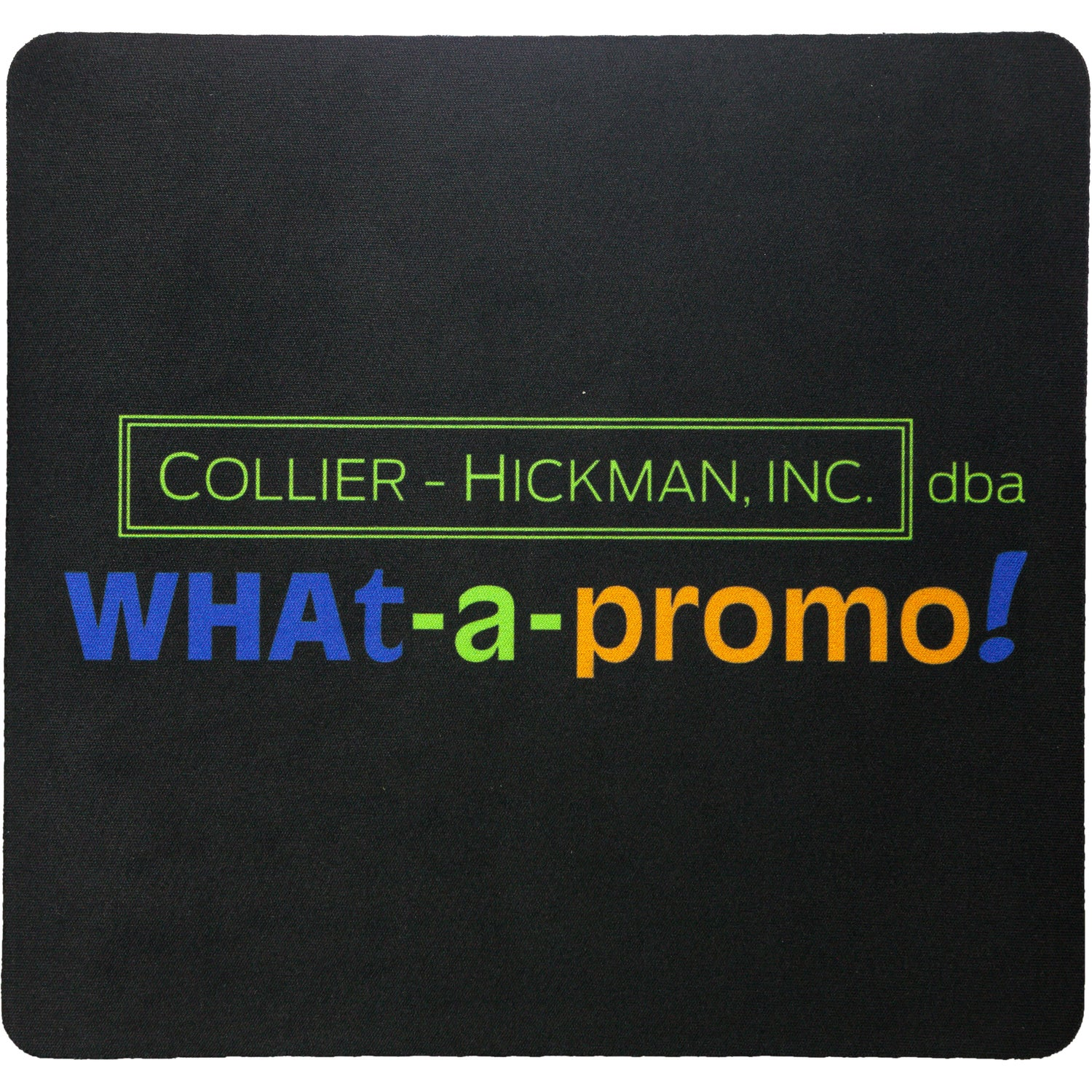 "Custom Mouse Pads (7 1/2"" x 8"" x 1/16"")"