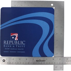 Promotional Square Fabric Mouse Pad