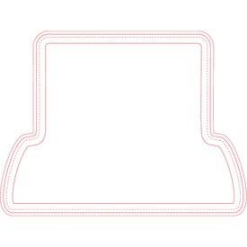 """Firm Surface Computer Mouse Pad (1/4"""")"""