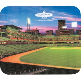 "Hard Mouse Pad (9.5"" x 8"" x 0.125"")"