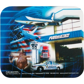 """Hard Surface Mouse Pad (7"""" x 8"""" x 0.25"""")"""