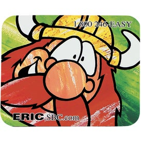 "Soft Mouse Pad (8"" x 9.5"" x 0.0625"")"