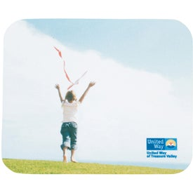 """Soft Surface Mouse Pad (7"""" x 8"""" x 0.125"""")"""