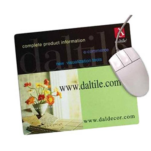 Full Color Imprint Rectangle Mouse Pad