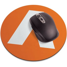 "Recycled Round Mouse Mat (8.5"" Dia.)"