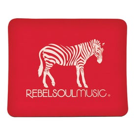 Rubber Backed Mousepad for Marketing