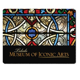 """Fabric Surface Mouse Pad (6"""" x 8"""" x 1/4"""")"""