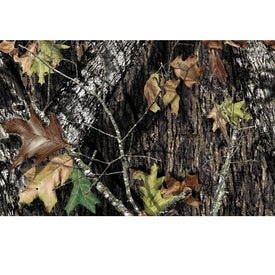 Branded Trademark Camo Accent Mousepad