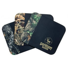 Trademark Camo Accent Mousepad (Full Color)