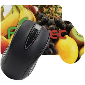 Truck Shaped Computer Mouse Pad