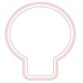 Ultra Thin Light Bulb Mouse Pad