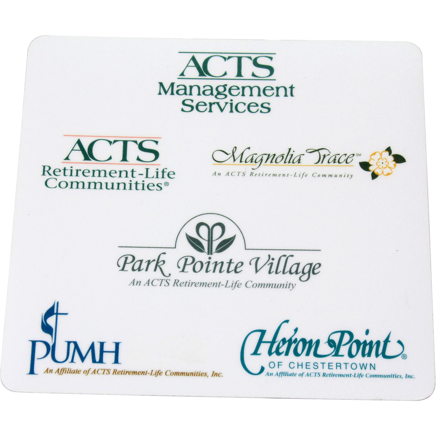 Promotional Square Vynex Surface Mouse Pads with Custom Logo for ...
