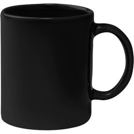Colored Stoneware Mug for your School