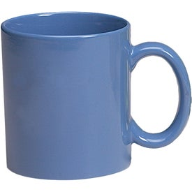 Colored Stoneware Mug Giveaways