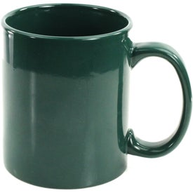 Colored Stoneware Mug for Your Organization