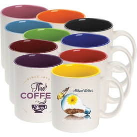 Accent Color Mug (11 Oz.)
