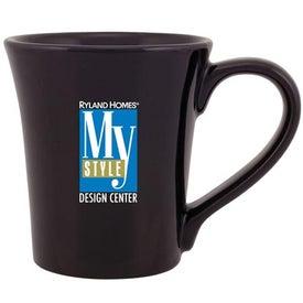 Personalized Allegra Ceramic Mug