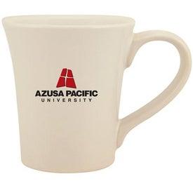 Imprinted Allegra Ceramic Mug