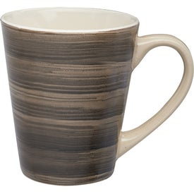 Artisan Handcrafted Ceramic Mug (12 Oz.)
