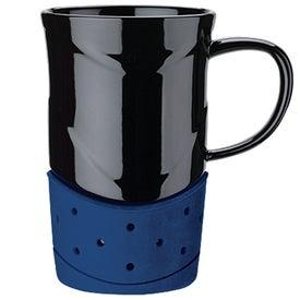 Aspira Ceramic Mug Printed with Your Logo