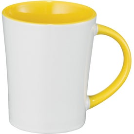 Aura Ceramic Mug for Your Organization