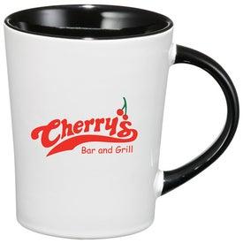 Aura Ceramic Mug for Your Company