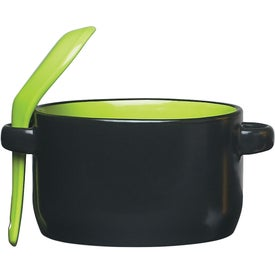 Aztec Soup Mug for Marketing