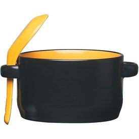 Promotional Aztec Soup Mug