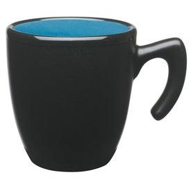 Monogrammed Aztec Espresso Mug