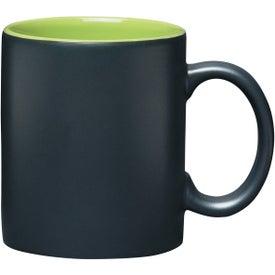 Monogrammed Aztec Mug