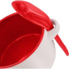 Aztec Soup Mug for Your Company