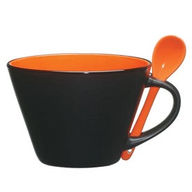 Custom Aztec Soup Mug