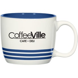 Bailey Stoneware Mug (14 Oz.)