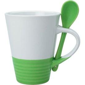 Barista Spooner Mug for Your Organization