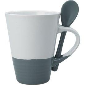 Personalized Barista Spooner Mug