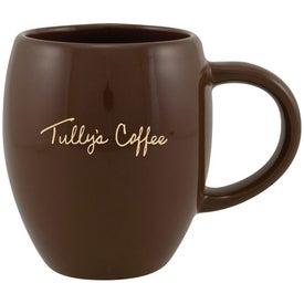 Company Barrel Ceramic Mug