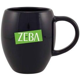 Barrel Ceramic Mug