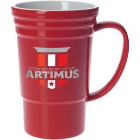 Big Champion Mug Imprinted with Your Logo