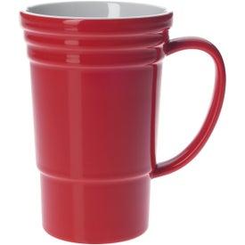 Personalized Big Champion Mug