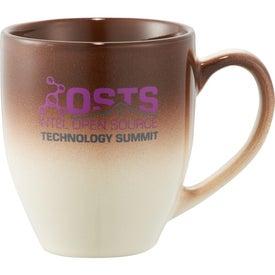Bistro Ceramic Mug for Promotion