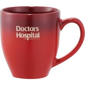 Bistro Ceramic Mug for Your Organization